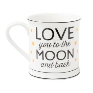 """Mugg """"Love you to the moon and back"""""""